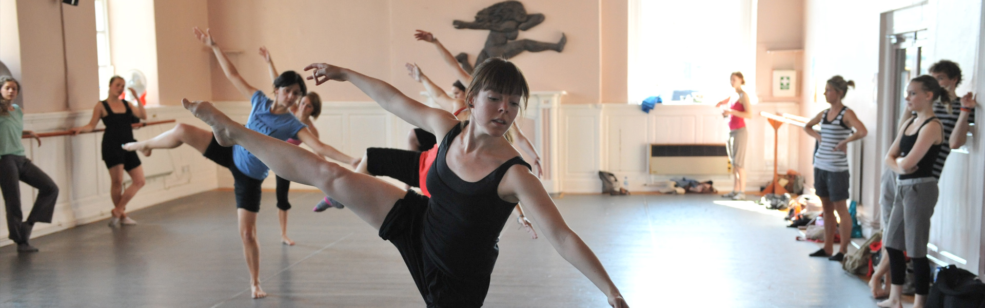Ludus Dance - Classes and Studio Hire