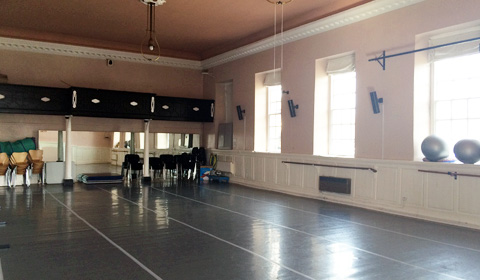 Ludus Dance - Dance Studio Hire