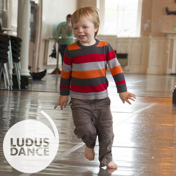 Ludus Dance Mini Movers Class