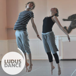 Ludus Dance Open Contemporary Dance Class
