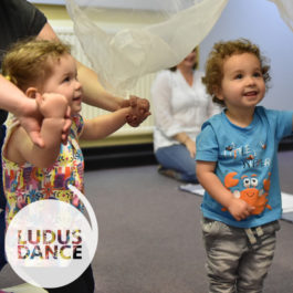 Ludus Dance Space Babies Class