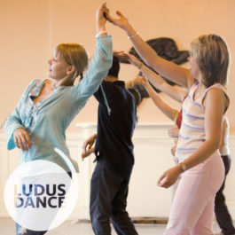 Ludus Dance Stretch and Boogie Class