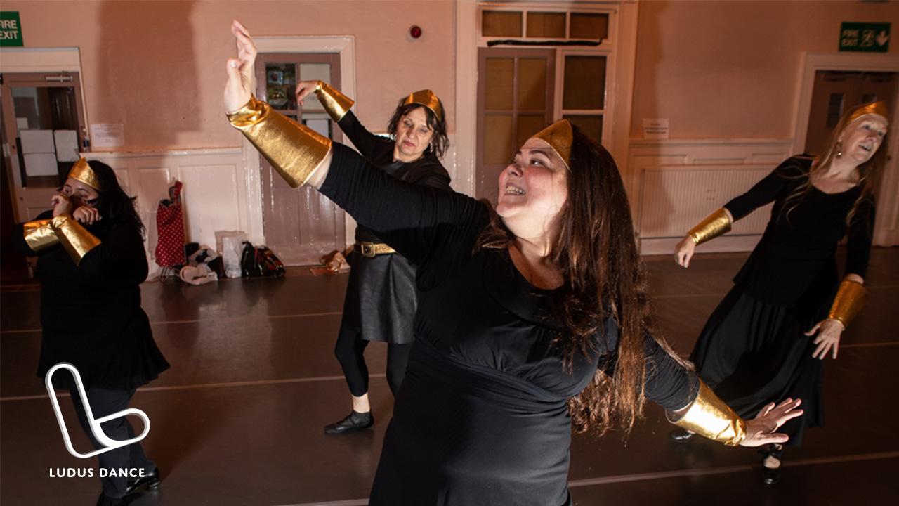 RetroSpective 3 - Ludus Dance