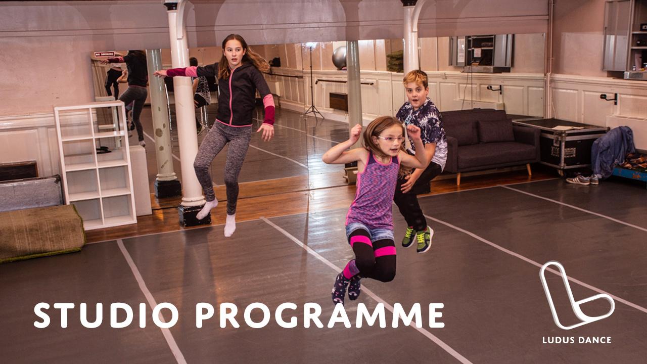 Studio Programme - Ludus Dance